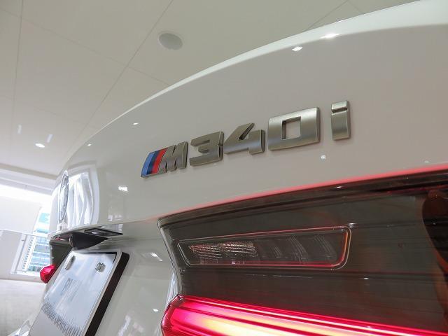 M340i xDrive レーザーライト 19AW PDC 黒革 パーキングアシストプラス 純正ナビ iDriveナビ 地デジ フルセグ HUD 純正ETC アクティブ クルーズ コントロール レーンチェンジ 認定中古車(41枚目)