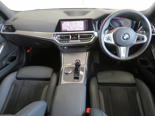 320i Mスポーツ コンフォートPKG 18AW オートトランク ヘッドアップディスプレイ アクティブクルーズコントロール ストップ&ゴー レーンチェンジ&ディパーチャーウォーニング ジェスチャーコントロール 認定中古車(3枚目)