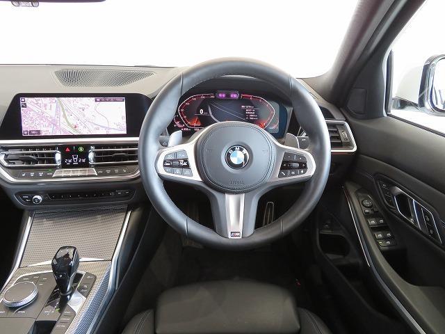 320i Mスポーツ コンフォートPKG 18AW オートトランク ヘッドアップディスプレイ アクティブクルーズコントロール ストップ&ゴー レーンチェンジ&ディパーチャーウォーニング ジェスチャーコントロール 認定中古車(4枚目)