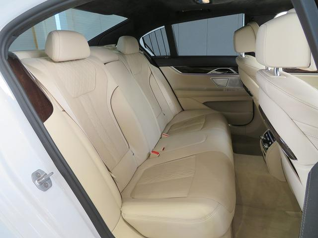 750i Excellence エクセレンス B&Wダイヤモンドサラウンドサウンドシステム ベージュレザー 20AW PDC ソフトクローズドア フルセグヘッドアップディスプレイ アクティブクルーズコントロール 認定中古車(6枚目)