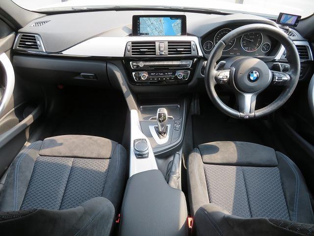 320d Mスポーツ LEDライト 18AW リアPDC コンフォートアクセス 純正ナビ リアビューカメラ 純正ETC アクティブクルーズコントロール ストップ&ゴー レーンチェンジ&ディパーチャーウォーニング 認定中古車(3枚目)