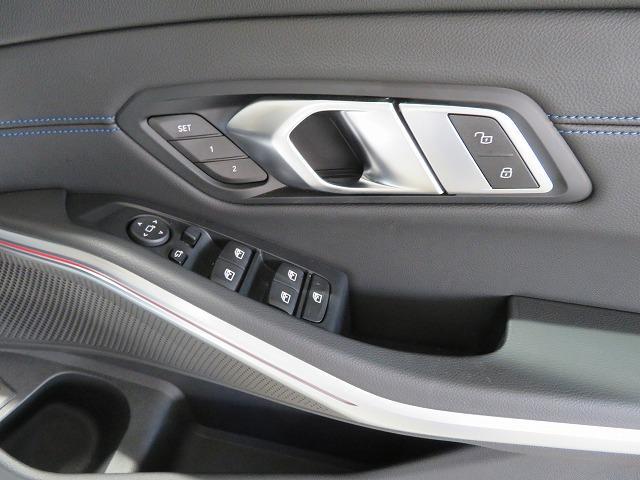 320d xDrive Mスポーツ LEDライト 18AW コーナーセンサー スマートキー 純正ナビ バックカメラ 純正ETC アクティブクルーズコントロール レーンチェンジ&レーンディパーチャーウォーニング 認定中古車(13枚目)