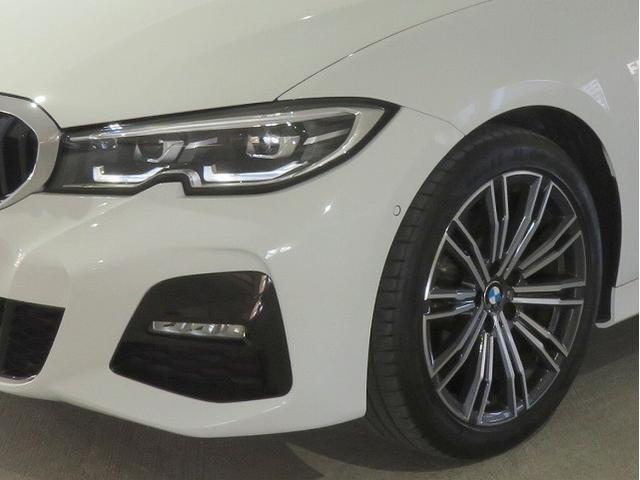 320d xDrive Mスポーツ LEDライト 18AW コーナーセンサー スマートキー 純正ナビ バックカメラ 純正ETC アクティブクルーズコントロール レーンチェンジ&レーンディパーチャーウォーニング 認定中古車(39枚目)