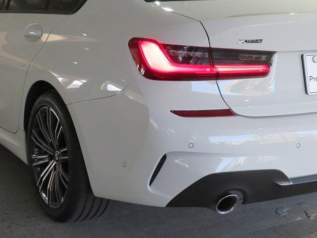 320d xDrive Mスポーツ LEDライト 18AW コーナーセンサー スマートキー 純正ナビ バックカメラ 純正ETC アクティブクルーズコントロール レーンチェンジ&レーンディパーチャーウォーニング 認定中古車(40枚目)