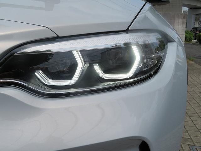 M2 Coupe CS 全国60台限定 LEDヘッドライト 19AW レザーシート 専用ブラックレザー 純正ナビ リアビューカメラ 純正ETC クルーズコントロール 認定中古車(26枚目)