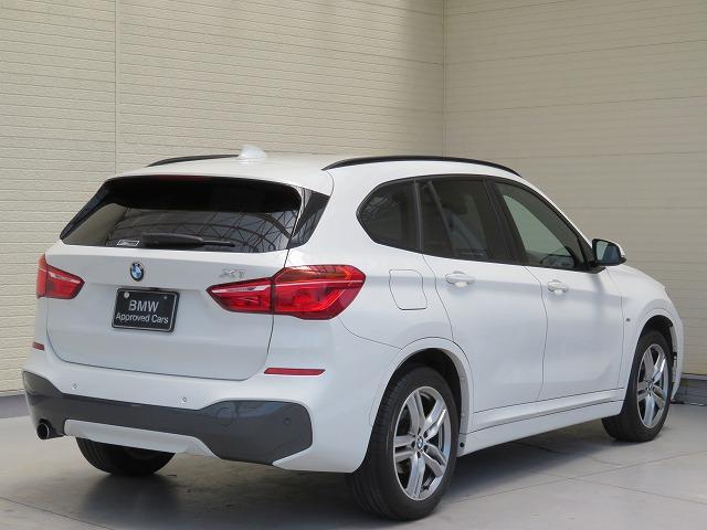 xDrive 18d Mスポーツ コンフォートPKG LEDヘッドライト 18AW PDC オートトランク コンフォートアクセス iDriveナビ フルセグ リアビューカメラ レーンディパーチャーウォーニング 認定中古車(2枚目)