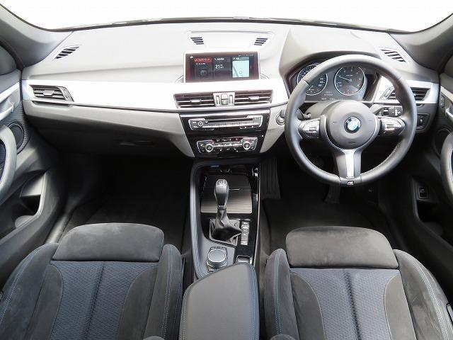 xDrive 18d Mスポーツ コンフォートPKG LEDヘッドライト 18AW PDC オートトランク コンフォートアクセス iDriveナビ フルセグ リアビューカメラ レーンディパーチャーウォーニング 認定中古車(3枚目)