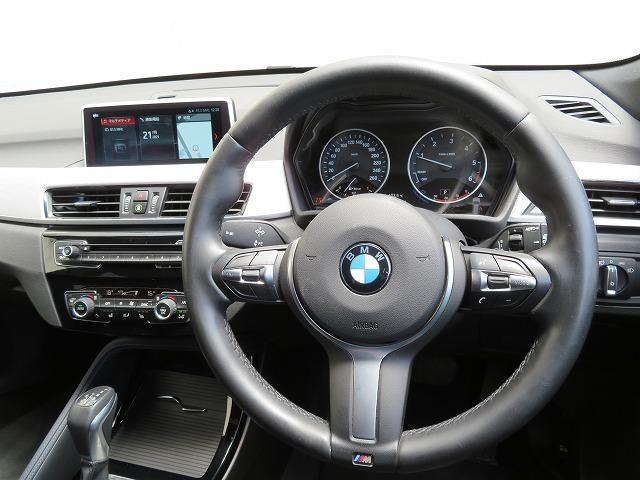 xDrive 18d Mスポーツ コンフォートPKG LEDヘッドライト 18AW PDC オートトランク コンフォートアクセス iDriveナビ フルセグ リアビューカメラ レーンディパーチャーウォーニング 認定中古車(4枚目)