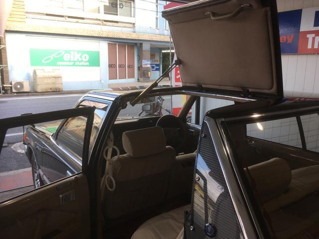 トヨタ クラウン スーパーサルーン ベンコラAT 6人乗り