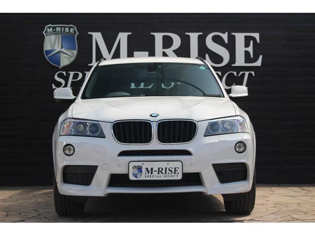 BMW BMW X3 xDrive 20i Mスポーツパッケージ4WD 電動ハッチ