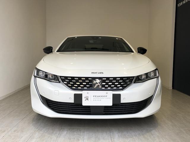 「プジョー」「プジョー 508」「セダン」「広島県」の中古車2