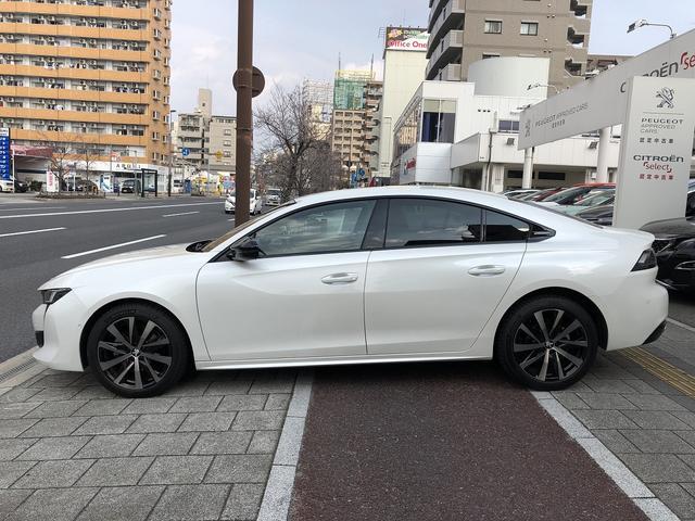 「プジョー」「プジョー 508」「セダン」「広島県」の中古車4