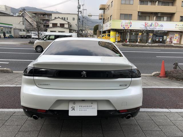 「プジョー」「プジョー 508」「セダン」「広島県」の中古車6