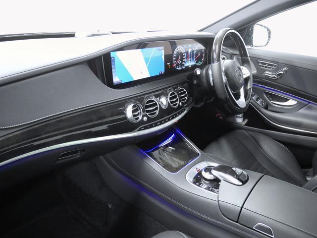 S450 ロング ISG搭載モデル AMGラインプラス(4枚目)