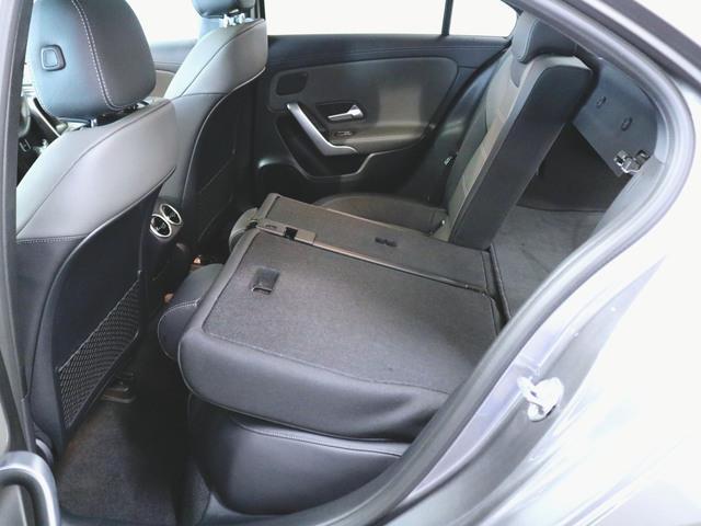 A250 4マチック セダン AMGライン レーダーセーフティパッケージ ナビゲーションパッケージ アドバンスドパッケージ AMGレザーエクスクルーシブパッケージ 2年保証 新車保証(10枚目)