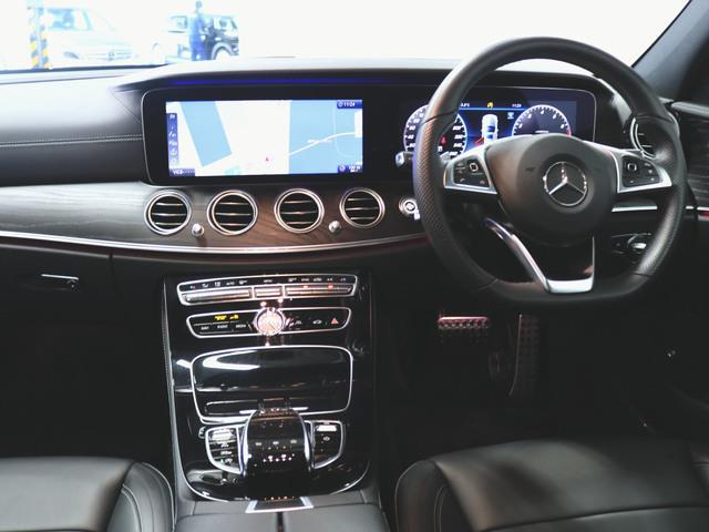 E200 アバンギャルド スポーツ レザーエクスクルーシブパッケージ 2年保証 新車保証(3枚目)