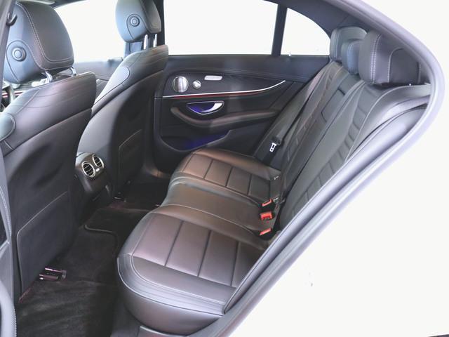 E200 アバンギャルド スポーツ レザーエクスクルーシブパッケージ 2年保証 新車保証(7枚目)