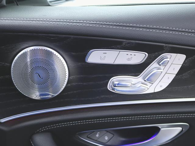 E200 アバンギャルド スポーツ レザーエクスクルーシブパッケージ 2年保証 新車保証(19枚目)