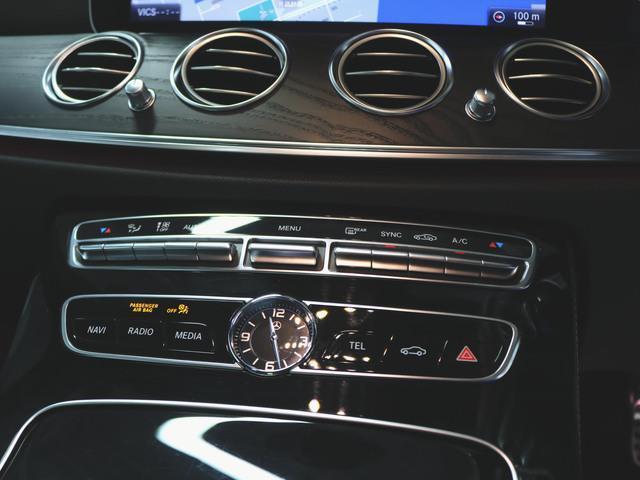 E200 アバンギャルド スポーツ レザーエクスクルーシブパッケージ 2年保証 新車保証(29枚目)