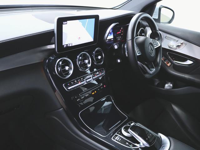 GLC250 4マチック スポーツ 1年保証 Bluetooth接続 CD DVD再生 ETC LEDヘッドライト TV アイドリングストップ クルーズコントロール サイドカメラ シートヒーター トランクスルー ナビ バックモニター(4枚目)