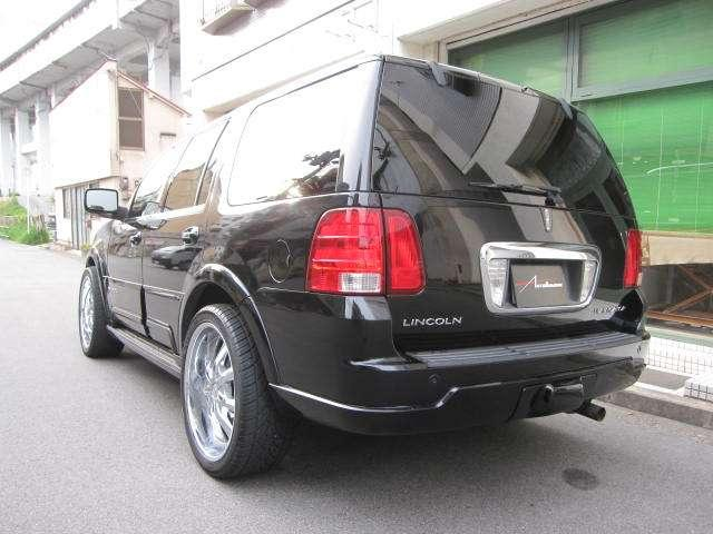 リンカーン リンカーン ナビゲーター アルティメイト 4WD HDDナビ 24インチ サンルーフ