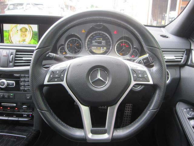 メルセデス・ベンツ M・ベンツ E250CGIブルーエフィシェンシーアバンG 1オーナー