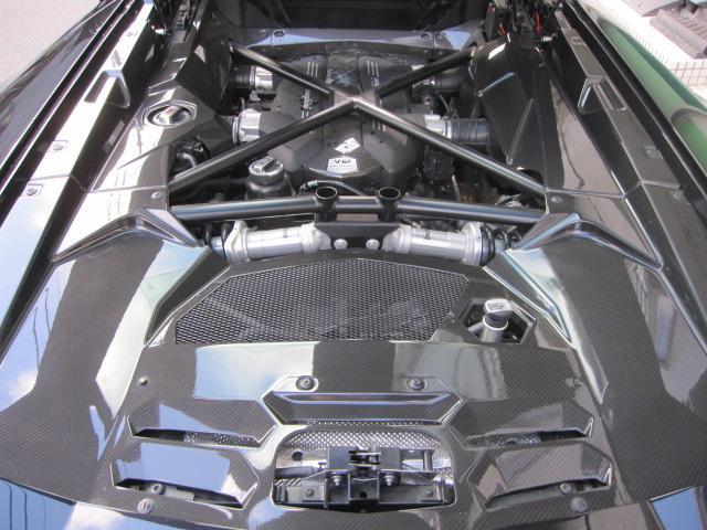 LP700-4ロードスター D車 パワクラマフラー(20枚目)