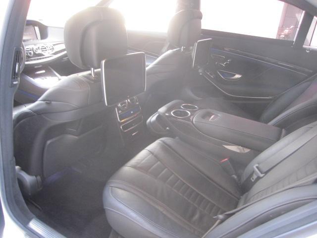 S550ロング ショーファーパッケージ 左H(17枚目)