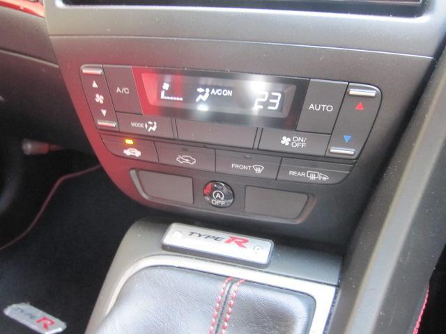 タイプR 限定モデル D車 1オーナー 禁煙車(15枚目)