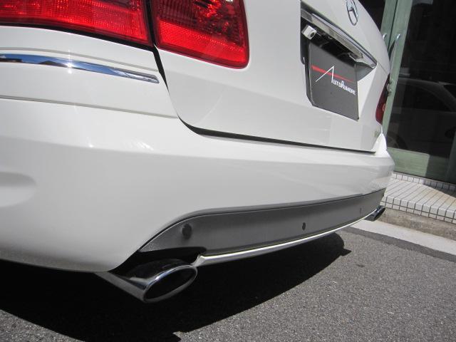 E350ステーションワゴン アバンギャルドS 禁煙車(8枚目)