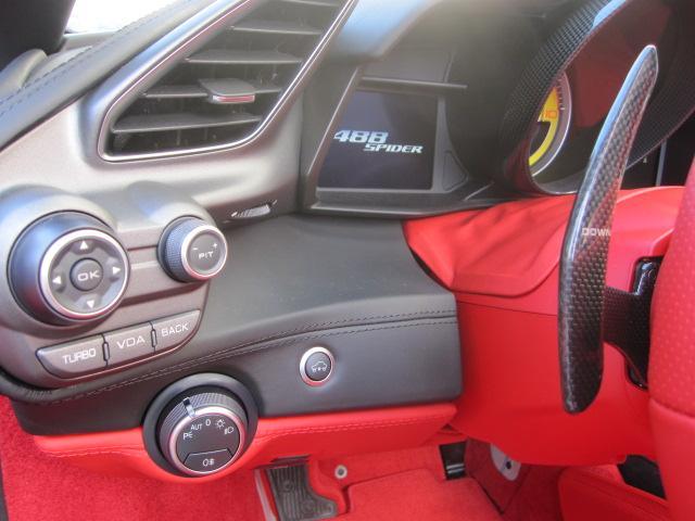 「フェラーリ」「フェラーリ 488スパイダー」「オープンカー」「広島県」の中古車13