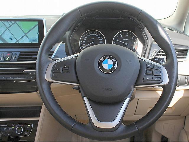 218d xDriveアクティブツアラーラグジュアリ 本革(15枚目)