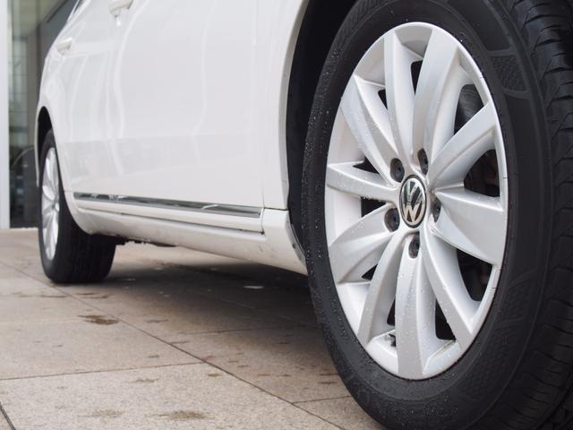 フォルクスワーゲン VW パサートヴァリアント TSIコンフォートライン アルパイン8インチナビ 認定中古車