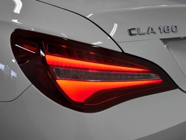 CLA180 スポーツ レーダーセーフティパッケージ(8枚目)