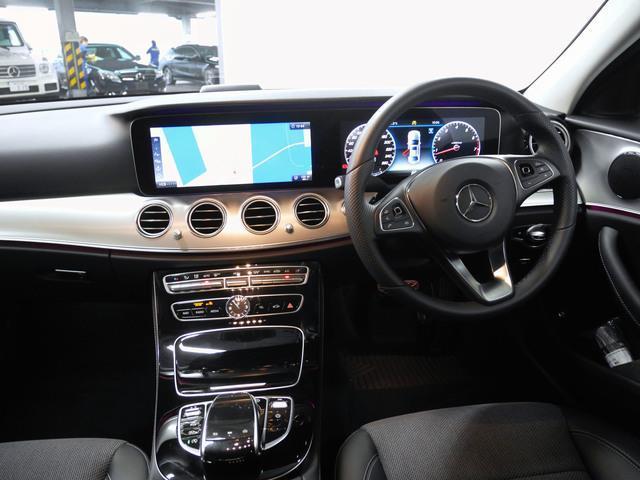 E200 4マチック アバンギャルド 2年保証 新車保証(3枚目)