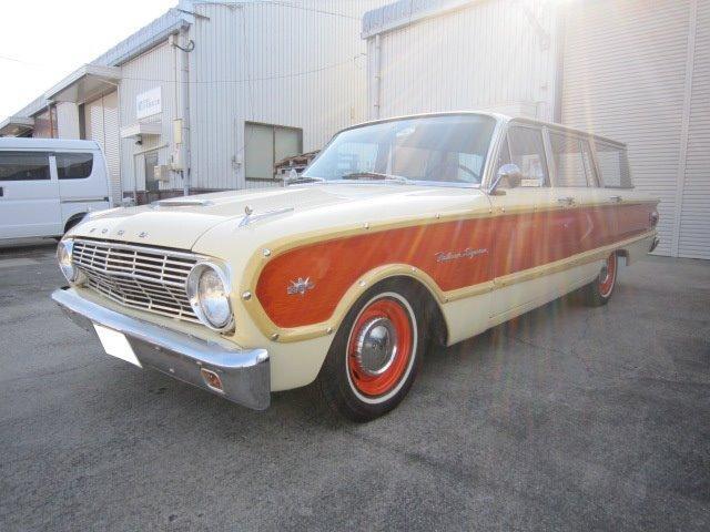 「フォード」「フォード ファルコン」「クーペ」「岡山県」の中古車8