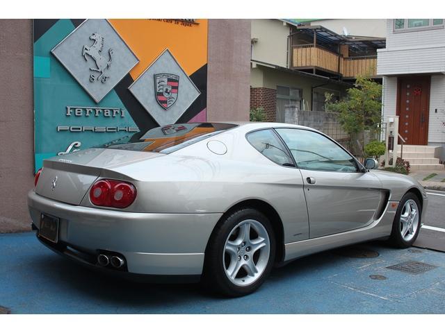 「フェラーリ」「フェラーリ 456」「クーペ」「広島県」の中古車4