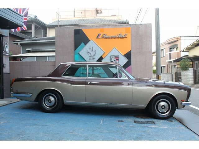 「ロールスロイス」「ロールスロイス コーニッシュ」「オープンカー」「広島県」の中古車3