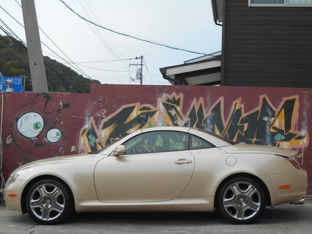「レクサス」「SC」「オープンカー」「岡山県」の中古車3