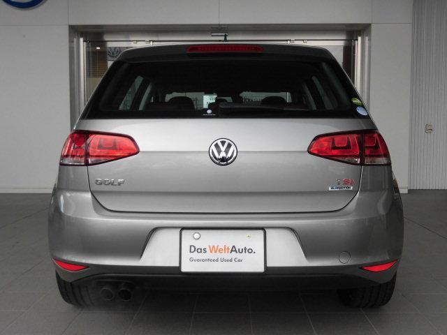 フォルクスワーゲン VW ゴルフ TSIハイライン DCC 地デジナビ ブラウンレザー
