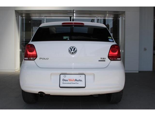 フォルクスワーゲン VW ポロ コンフォートライン 認定中古車保証1年付 外部入力端子