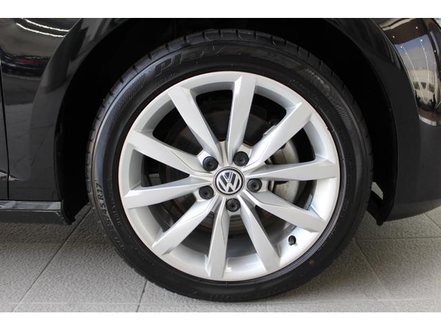 フォルクスワーゲン VW ゴルフ ハイライン 前車追従機能 コーナーセンサー ETC