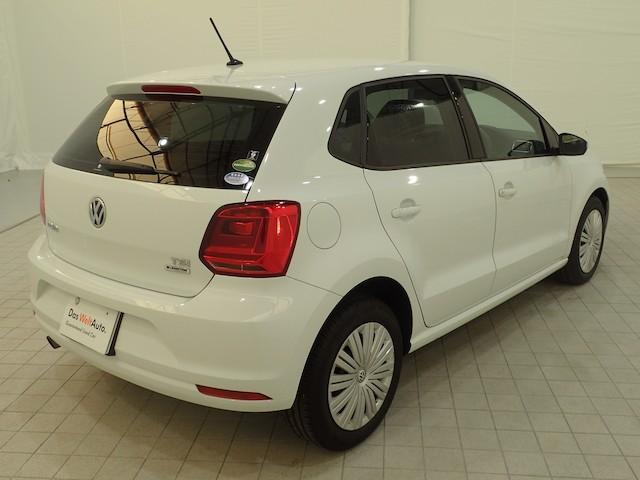 フォルクスワーゲン VW ポロ コンフォートライン 地デジ対応ナビ 追突防止装置 ETC