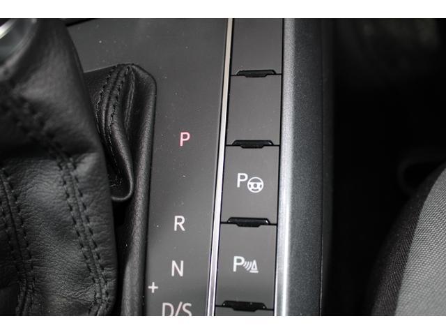 フォルクスワーゲン VW ポロ ハイライン 地デジナビ リヤカメラ 前車追従機能