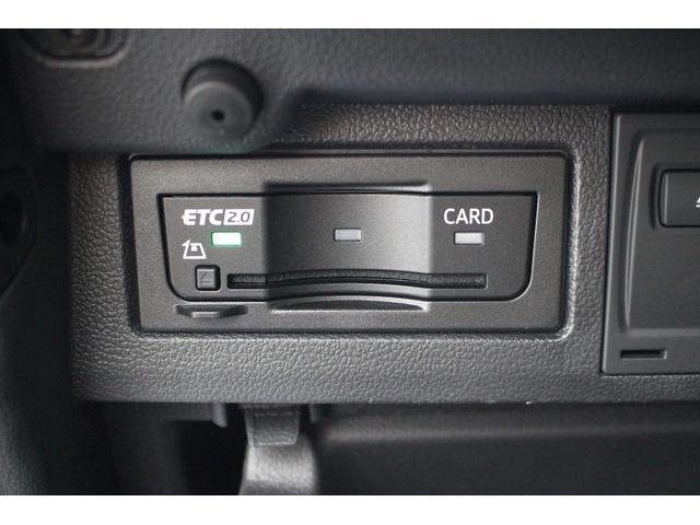 ETC2.0車載器が装備されていますので料金所もノンストップで通過していただけます。