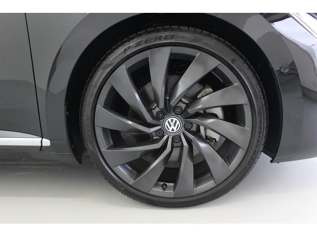 245/35/20 モビリティタイヤ VW純正アルミホイール