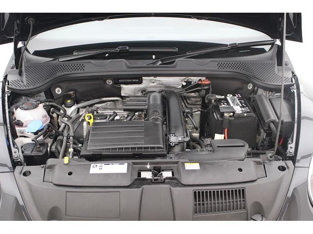 1.4リッターターボエンジンと7速DSGを組み合わせです。