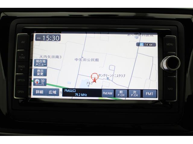 純正ナビ716SDCW。タッチパネルディスプレイですのでスマホ感覚で操作出来ます。