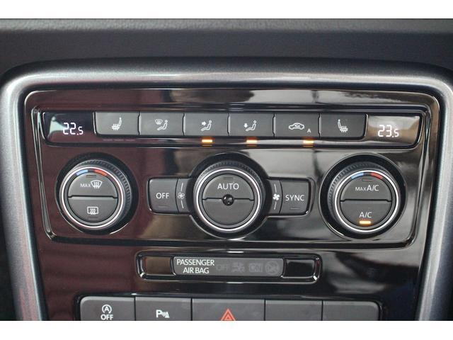 2ゾーンフルオートエアコンディショナー。運転席と助手席でそれぞれ独立して温度風量の調節ができます。シートヒーター(運転席/助手席)装備。