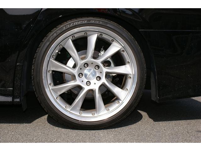 2.5Z Gエディション 車高調 20インチアルミ スタットドレス(中古)付き(6枚目)